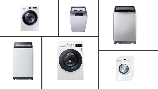 Best Top and Front Loading Washing Machines Singapore