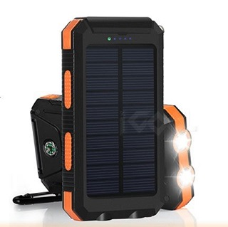 Solar 30000mAh Waterproof Power Bank