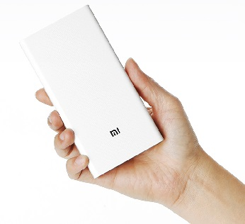 Xiaomi Mi 20000 mAh 2C power bank