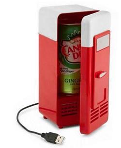 Cooler and Warmer USB Mini Fridge