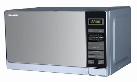 Sharp R-22A0 Solo Microwave