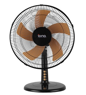 Iona Table Fan GLTF160