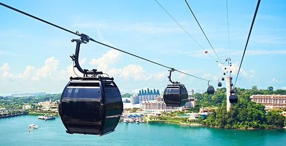 Cable Car Singapore