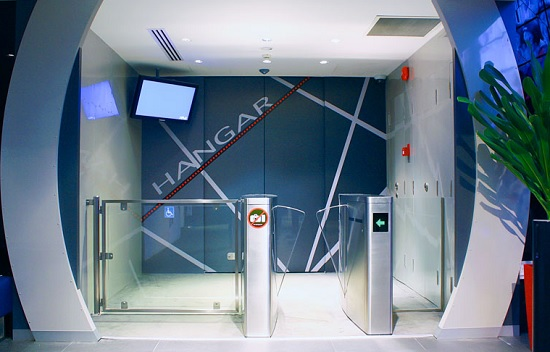 Check in iFly