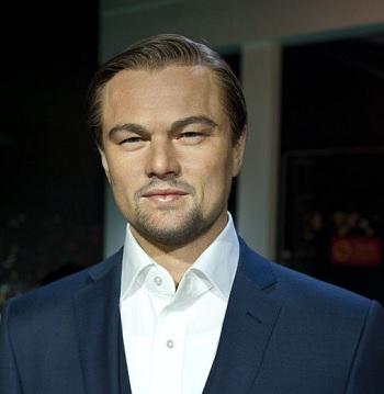 Leonardo DiCaprio madame tussauds singapore