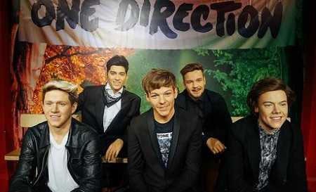 one direction madame tussauds singapore