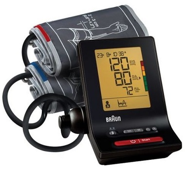 Braun BP6200 ExactFit 5 Blood Pressure Monitor
