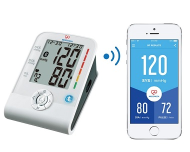 MedCheck Smart Blood Pressure Monitor