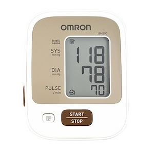 OMRON Blood Pressure Monitor JPN500