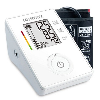 Rossmax Automatic Blood Pressure Monitor CF155