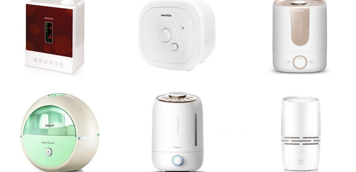 Best Humidifiers in Singapore