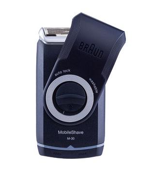 Braun Mobile Shave M 30 Shaver