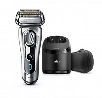 Braun Series 9 9290cc Electric Foil Shaver