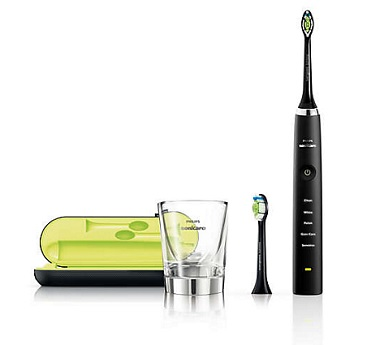 Philips Sonicare DiamondClean Sonic Electric Toothbrush HX9352