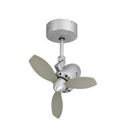 "Elmark Aircraft A8 18"" Ceiling Wall Fan"