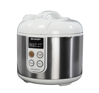 Sharp KS-G18TR-ST Rice Cooker