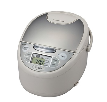 Tiger JAX-S18S Rice Cooker