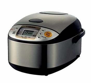 Zojirushi NS-TSQ18 MICOM Rice Cooker and Warmer