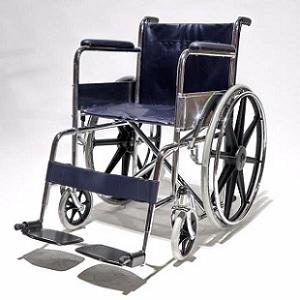 Bion Standard Chrome Wheelchair
