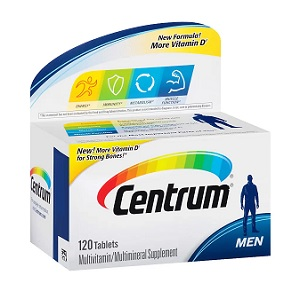 Centrum For Men Multivitamin