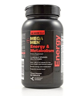 GNC Mega Men Multivitamin