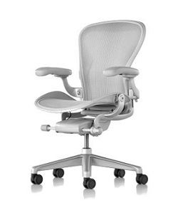 Herman Miller Aeron Remastered Office Chairr