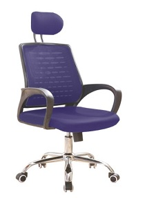 KIEFER Curved Backrest Office Chair