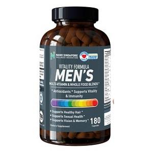 Nano Singapore Men Multi Vitamins