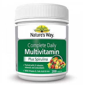 Nature's Way Multivitamin with Antioxidants