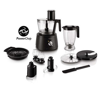 Philips Food Processor Avance Collection HR7776