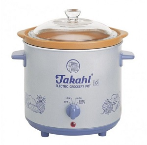 Takahi 2404 Electric Slow Cooker