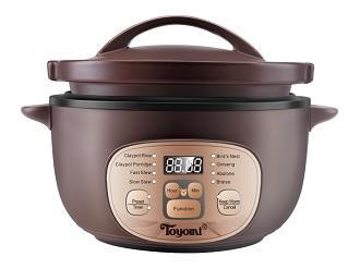 Toyomi SC 1235 Micro-Com Stew Cooker