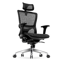 UMD Ergonomic High-Back Mesh Office Chair Q52