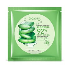 Bioaqua Natural Aloe Vera Gel Face Mask
