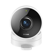 D-link DCS-8100LH HD Wireless 180-Degree Camera