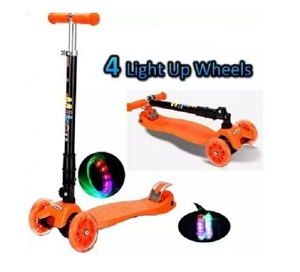 GenConnect Kick Scooter For Kids