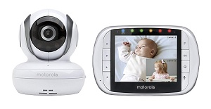 Motorola MBP36S Video Baby Monitor