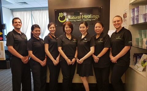 Natural Healings Chiropractor