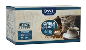 Owl Traditional Blend Coffee Bags