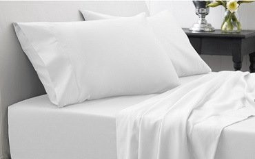 Sheridan 100% Cotton Sateen Bed Sheets