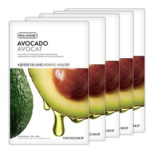 The Face Shop Avocado Face Mask