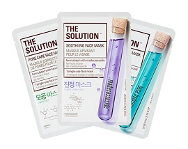 The Face Shop The Solution Mask
