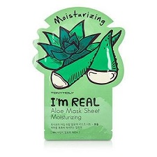 TonyMoly I Am Real Aloe Mask Sheet