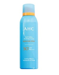 AHC Natural Perfection Aqua Sun Spray SPF50+