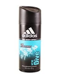 Adidas Men Ice Dive Deodorant Body Spray