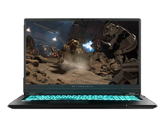 Aftershock Gaming Laptop