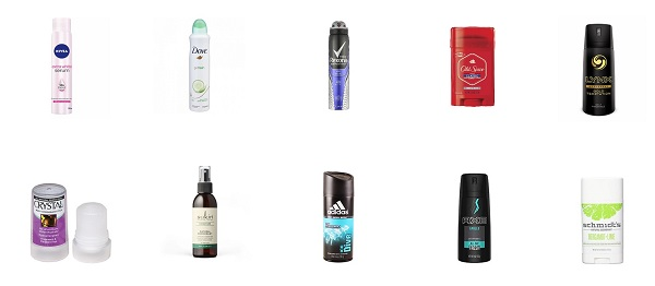 11 Best Deodorants For Singapore (2019) To Keep You Feeling