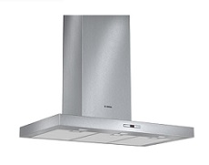 Bosch DWB097E50B Stainless Steel Chimney Hood