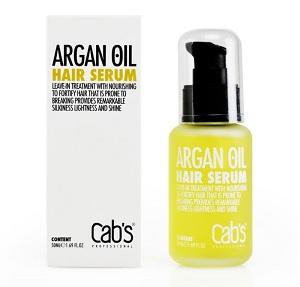 Cab's Professional Moroccan Argan Oil Hair Serum