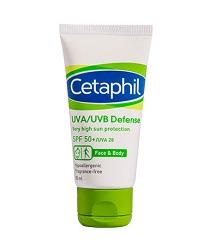 Cetaphil UVA UVB Defence SPF50+